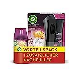 Air Wick Freshmatic Max Vorteilspack Sommervergnügen automatisches Duftspray, Starter-Set inkl....