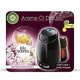 Air Wick Aroma Diffuser Starter Set, Aroma Öl-Diffuser inklusive Duftflakon Life Scents...