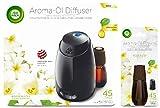 Air Wick Aroma-Öl Diffuser Starter-Set + 2 Nachfüller Weisse Blüten