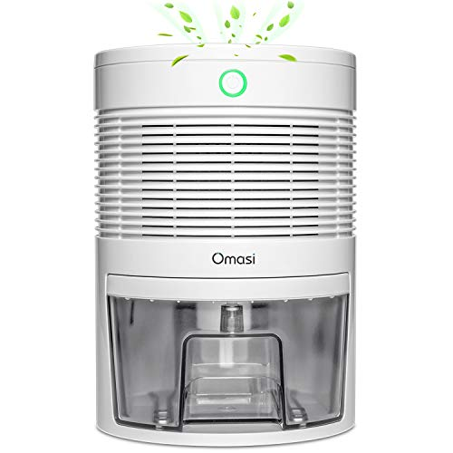 Luftentfeuchter, Omasi 600ml mini elektrischer raumentfeuchter automatischer entfeuchter leise...