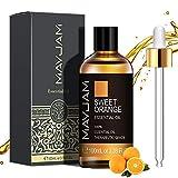 MAYJAM Orange ätherische Öle 100 ml, 100% Reine Natürliche ätherische Öle, ätherisches...