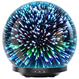 Aroma Diffuser 200ml Likemylux Luftbefeuchter Duftlampe Oil Düfte Humidifier LED mit 7 Farben für...