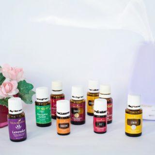 Duftöle für Diffuser: Welche Öle sollte man für einen Aroma Diffuser verwenden
