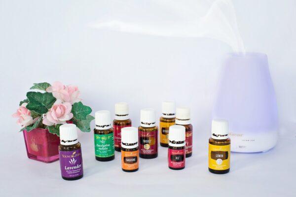 Welche Öle sollte man für einen Aroma Diffusor verwenden