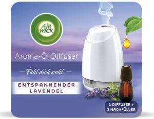 Air Wick Aroma-Öl Diffuser – Starter Set