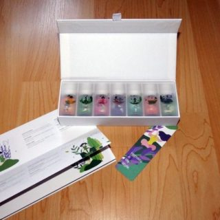 Homasy Seven+ Aromatherapie Duftöl Set