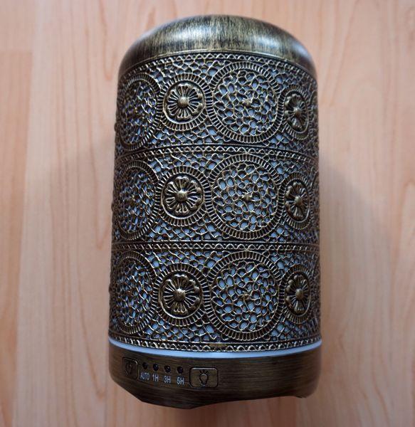 SALKING Aroma Diffuser 260ml aus Metall