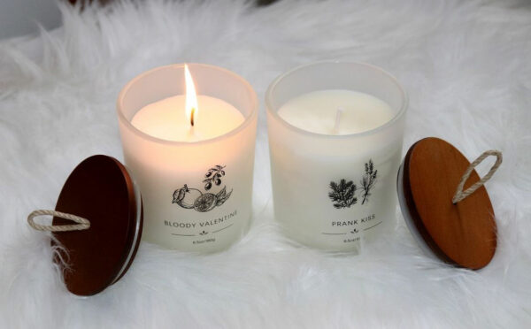 YMing Duftkerzen-Geschenkset aus Sojawachskerzen
